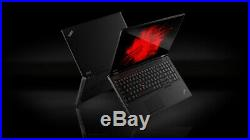 Lenovo ThinkPad P53 Mobile Workstation, 15.6 FHD, 2.50GHz, 4.30GHz with Turbo